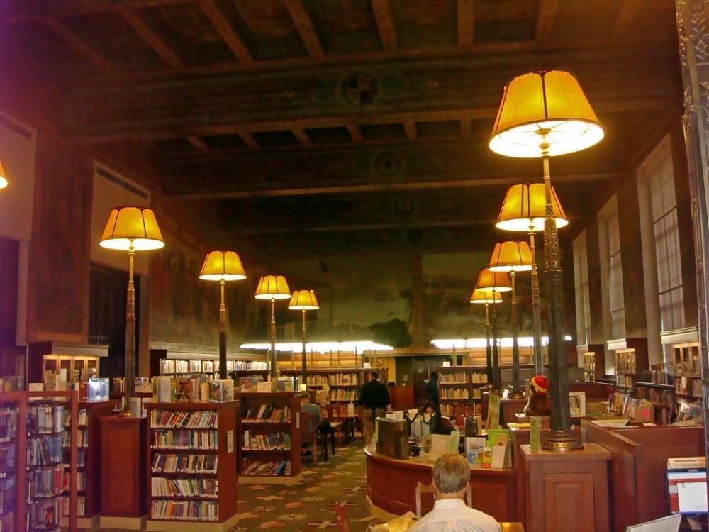 Секс, наркотики и... публичные библиотеки: реалии Лос-Анджелеса