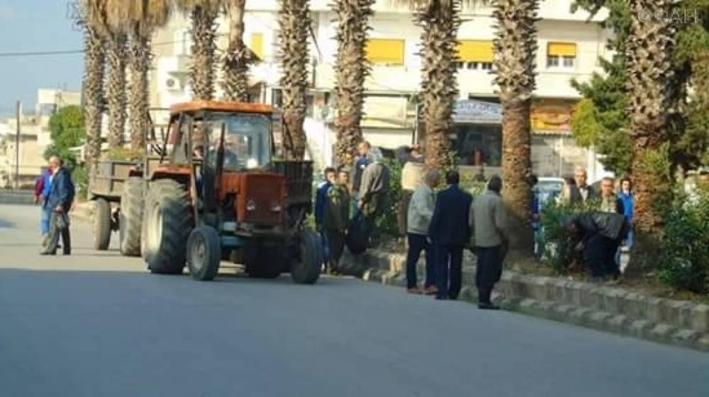 Сирия очищается от мусора и террористов: корреспондент ФАН отметил день защиты природы в Хаме