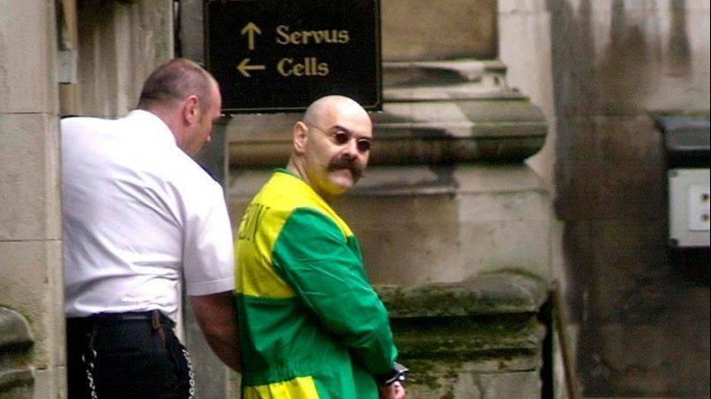 Самый опасный заключенный Великобритании женился в тюрьме