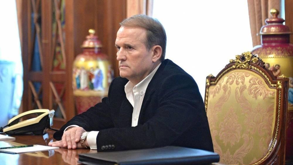 Эксперт предсказал большие перемены после встречи Путина и Медведчука
