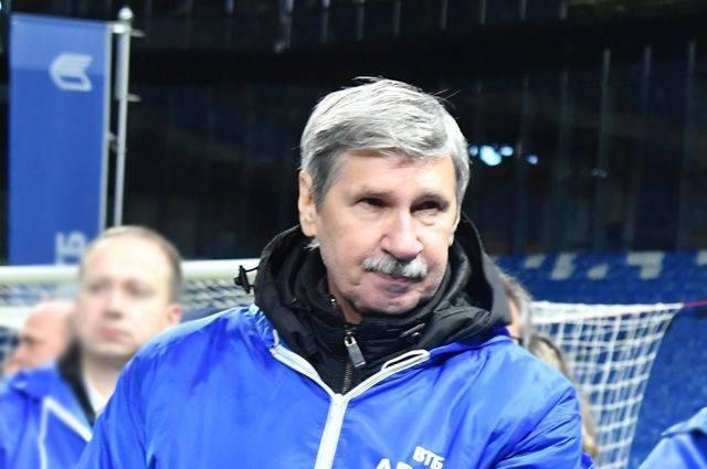 Владимир Пильгуй: пожелал Лунёву сил и удачи. В итоге травма и два пенальти