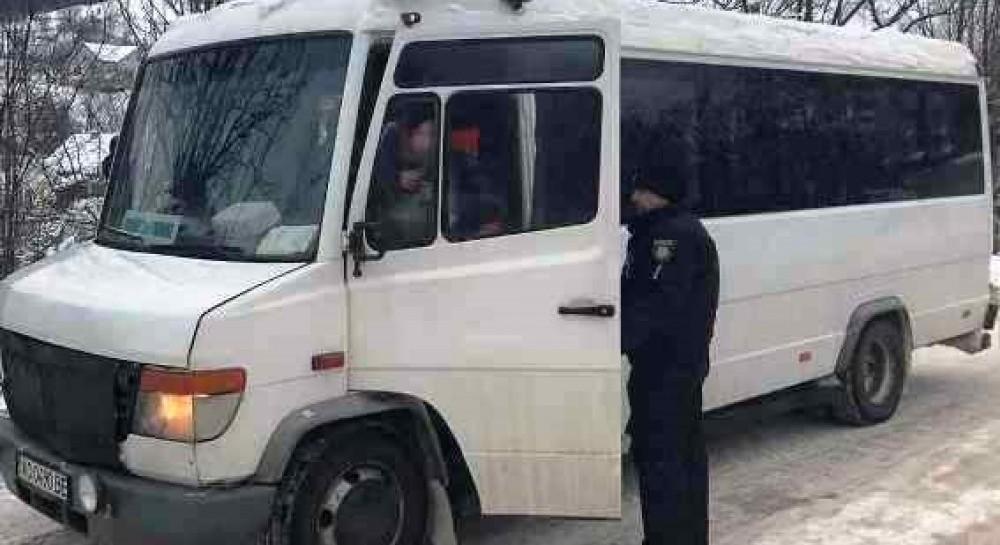 В течение месяца в Житомирской области проверят соблюдение перевозчиками законодательства об автотранспорте