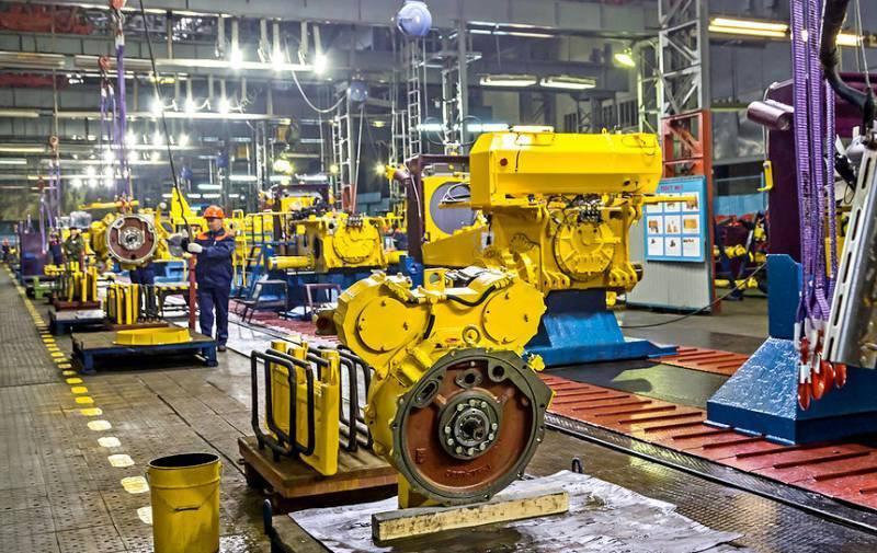 Российская промышленность «встала»