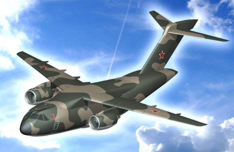 «Технодинамика» разработает шасси для перспективного Ил-276
