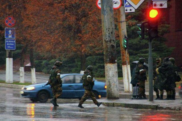 Наблюдатели ОБСЕ выложили в сеть фото военной техники в Луганске