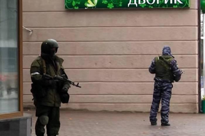 В ДНР заявили об успешной операции МГБ на территории ЛНР