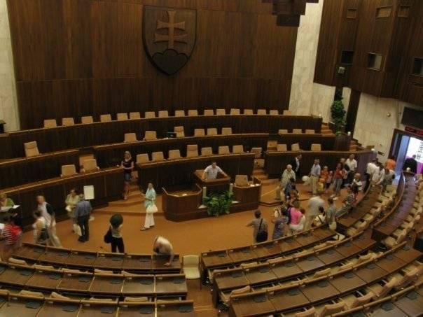 Словацкие парламентарии предложили признать Крым российским
