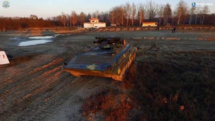 """""""Укроборонпром"""" модернизировал разработанную в 60-х годах БМП-1"""