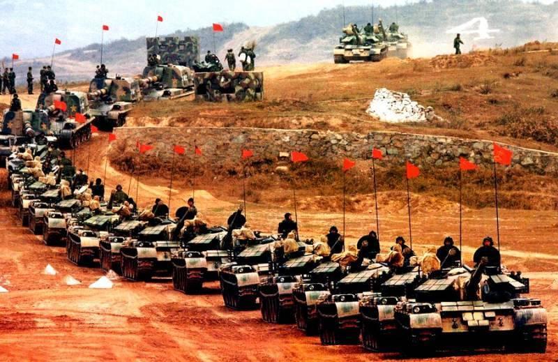 Как будет выглядеть экспансия Китая