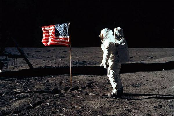 Трамп: Мы снова отправимся на Луну