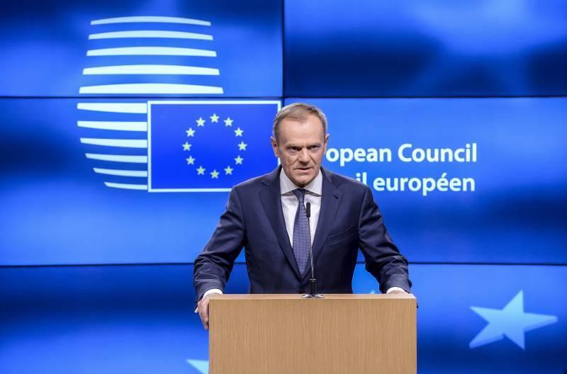 Евросовет решил продлить антироссийские санкции