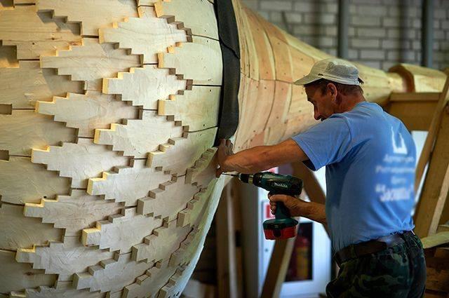 Реставратор памятников деревянного зодчества. Где такой профессии научат?