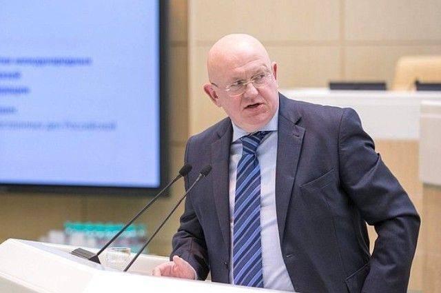 Небензя вступил в спор с Климкиным на заседании Совбеза ООН по КНДР