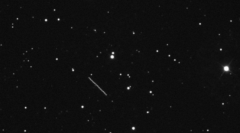 Необычная комета пролетит мимо Земли в субботу
