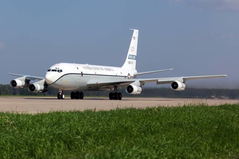 Россия сократит количество аэродромов для США в рамках «Открытого неба»