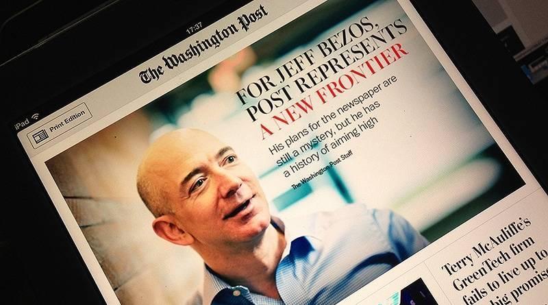 The Washington Post прошел проверку на «вшивость»