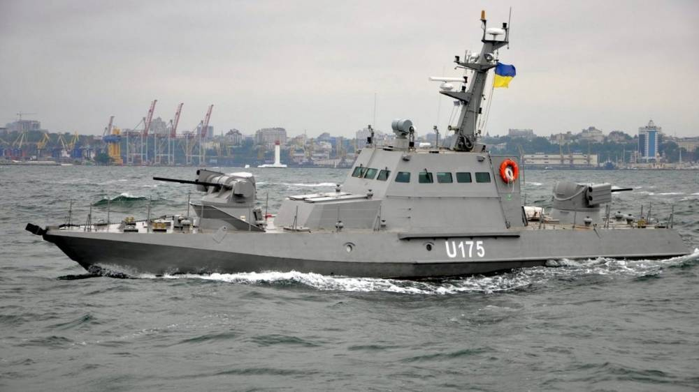 Новый ракетный катер собираются ввести в состав «москитных сил» Украины