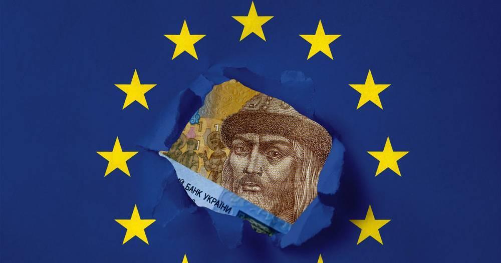 Евросоюз решил сам заняться борьбой с коррупцией на Украине