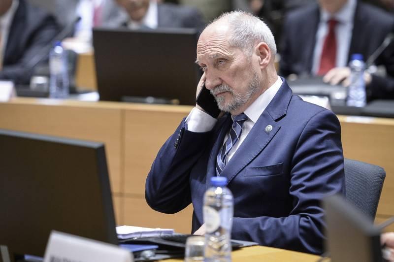 Польша победила «российский милитаризм»: рассказывает министр Мацеревич