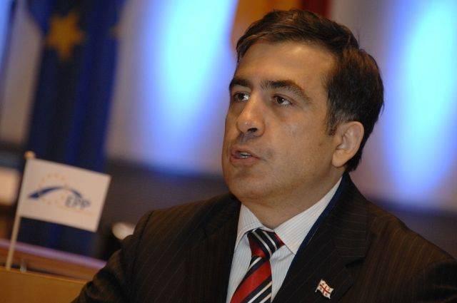 Названы причины задержания Михаила Саакашвили
