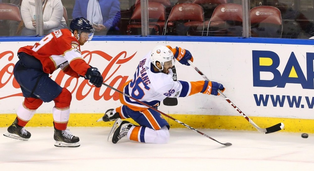 """Бостон"" уступил ""Нэшвиллу"", ""Айлендерс"" обыграл ""Флориду"" по буллитам в НХЛ"