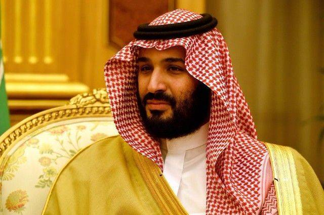 «Человеком года» по версии читателей журнала Time стал саудовский принц