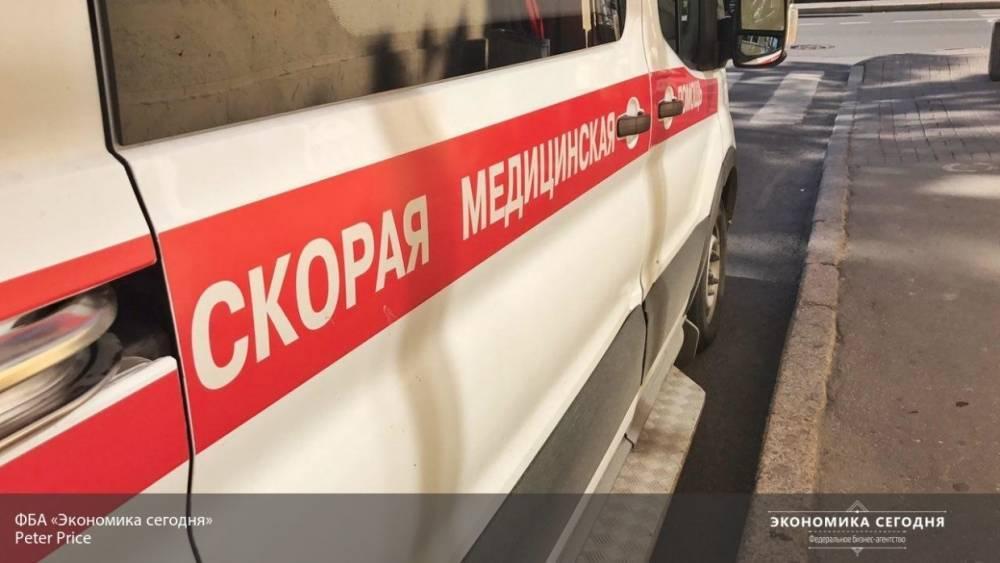 Иномарка протаранила ВАЗ в Мурманской области, есть жертвы