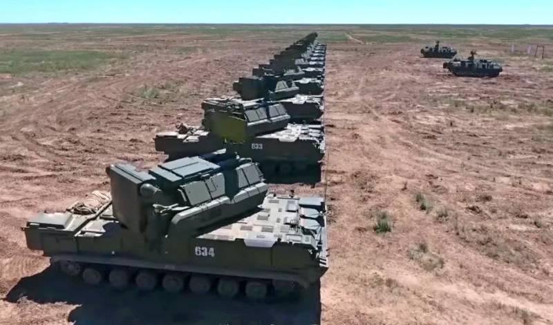 """Молот """"Тора"""": российская ПВО показал себя в деле"""