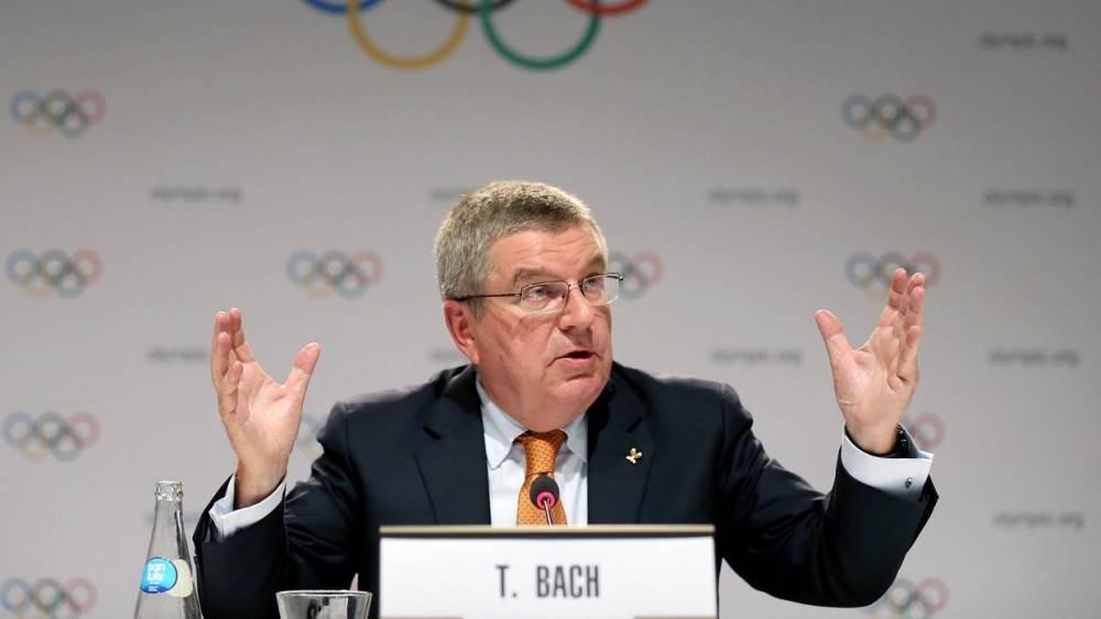 Награждение спортсменов из РФ на ОИ-2018 пройдет под олимпийский гимн – МОК