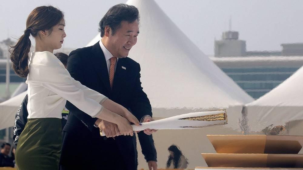 Оргкомитет Олимпиады в Пхенчхане заявил, что уважает решение МОК