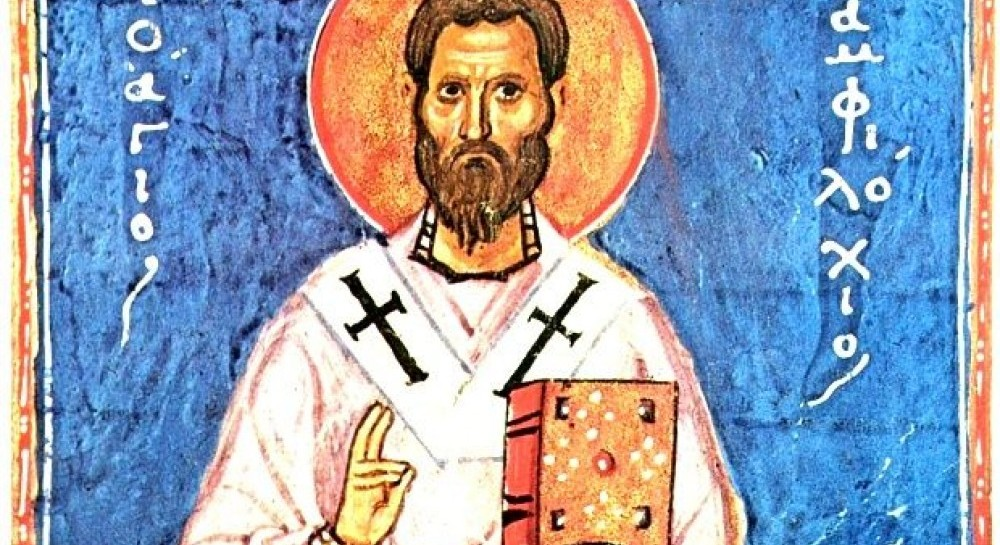 6 декабря - память святителя Амфилохия, епископа Иконийского