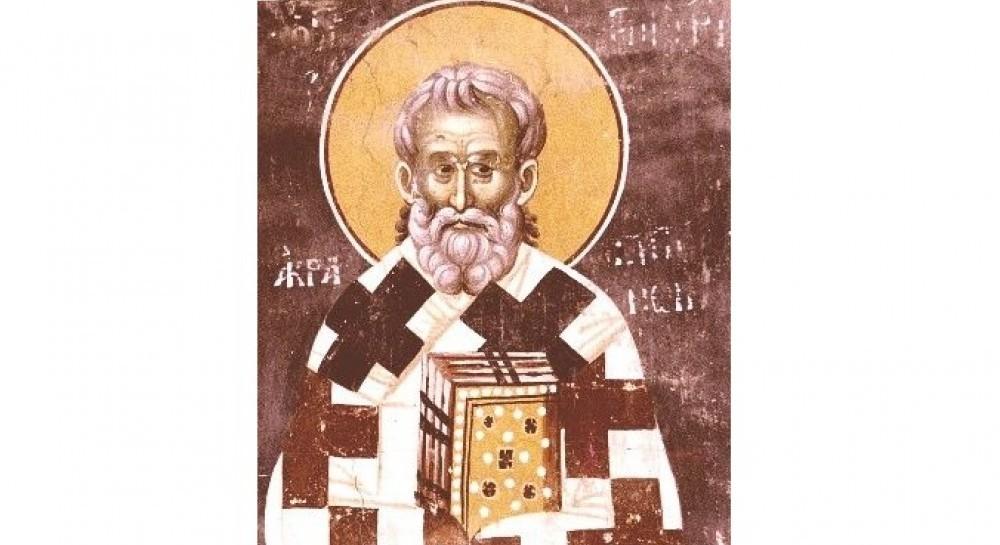 6 декабря – день памяти святителя Григория Акрагантийского