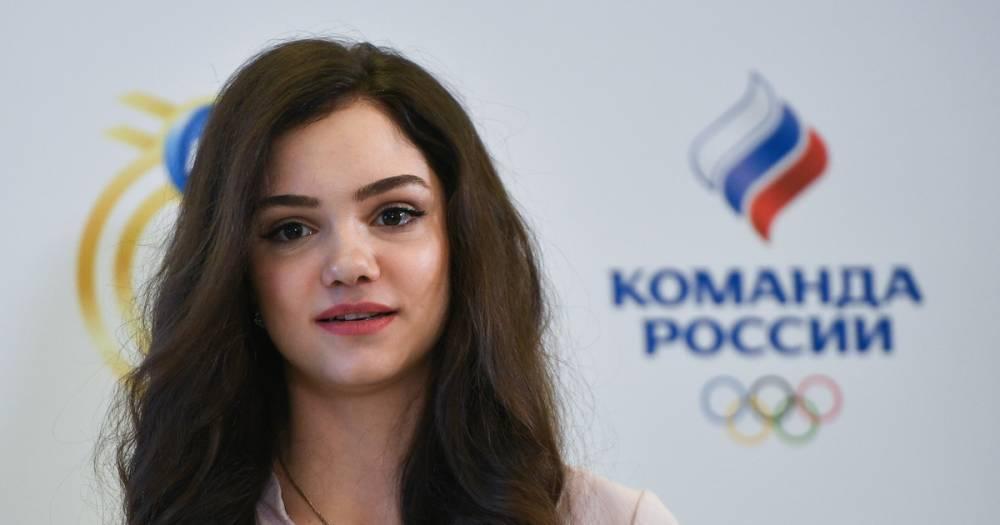 Стало известно, о чём говорила фигуристка Медведева на заседании МОК