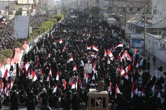 В Сане прошли похороны экс-президента Йемена – СМИ