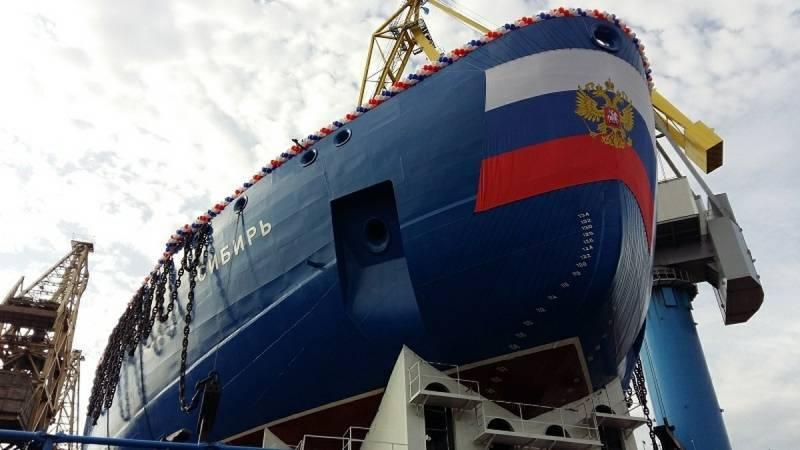 Балтийский завод может получить заказ еще на два ледокола