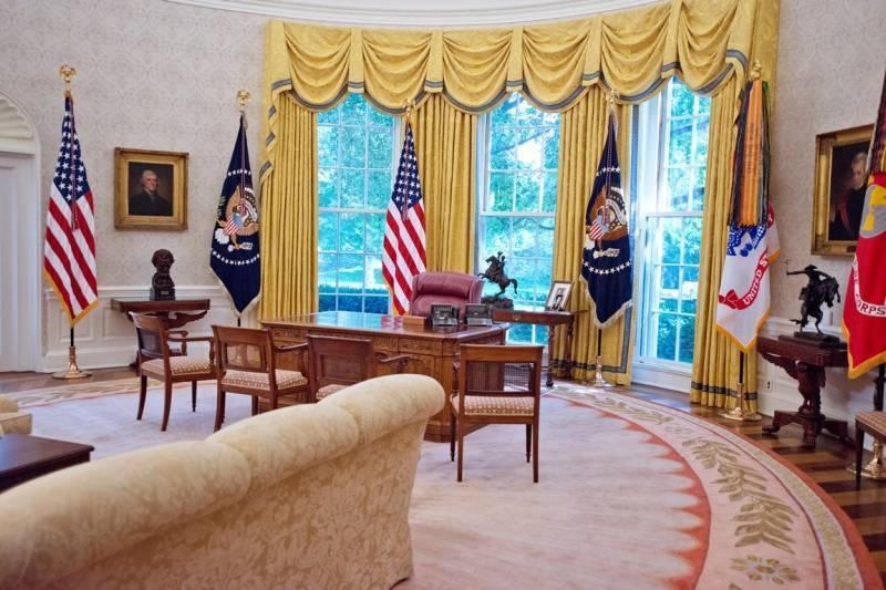 Трамп одобрил основные положения новой стратегии нацбезопасности