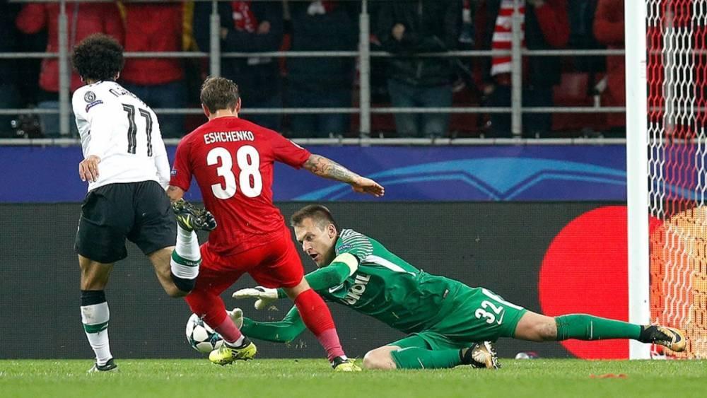 «Спартак» потерпел историческое поражение от английского «Ливерпуля»
