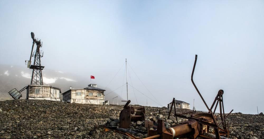 Армия России очистит Арктику от 2,5 тысячи тонн металлолома в 2018 году