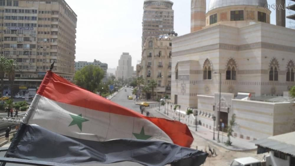 Сирия передала в ОЗХО дополнительную информацию о программе химоружия