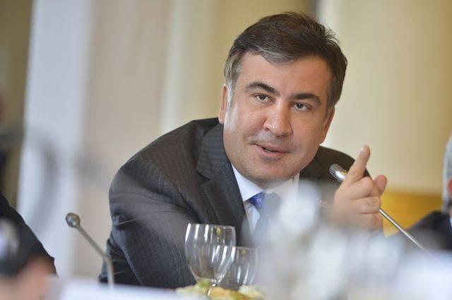Саакашвили рассказал, как похудел на 30 килограммов