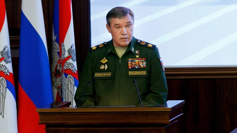 Сирия: начальник Генштаба РФ подтвердил освобождение страны от террористов