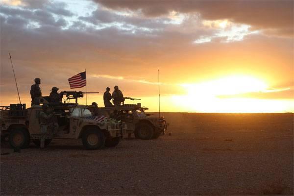 В Пентагоне назвали число американских военнослужащих в Сирии и Ираке