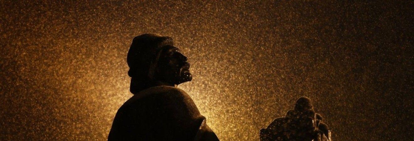 В Киеве сегодня пройдет мокрый снег, днем до +3°