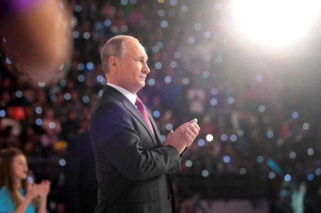 В ЦИК считают, что участие Путина в выборах президента повысит явку