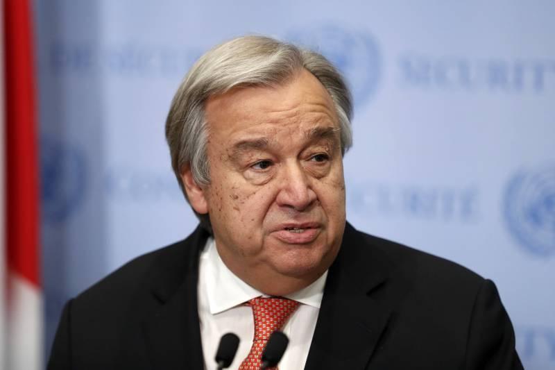 Комиссия ООН по расследованию химатак в Сирии прекратила свое существование