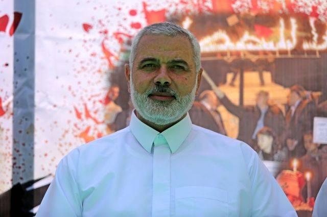 Лидер ХАМАС призывает народ Палестины к новому восстанию