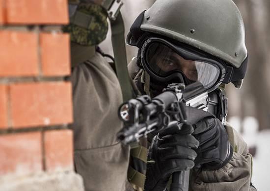 Антитеррористические тренировки в Приднестровье