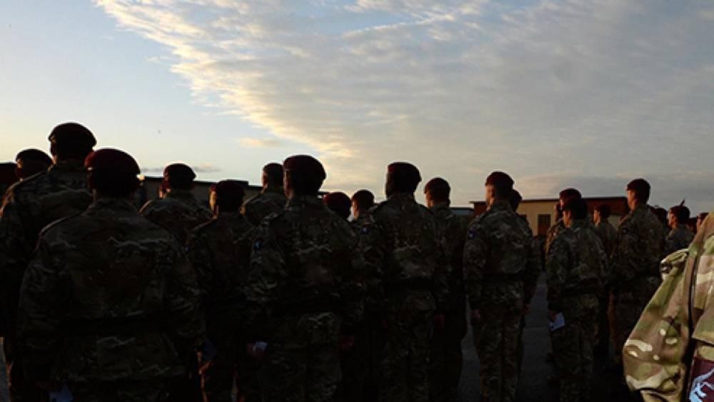 Курды ожидают 100 военных инструкторов из Шотландии