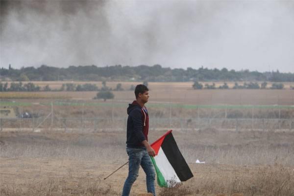 """Газа нанесла удар по Израилю, Израиль - по Газе. """"Спасибо"""", Трамп!"""
