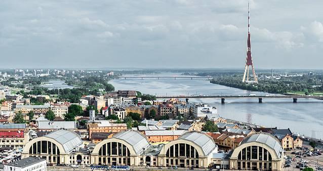 Ангар для дирижаблей или теплица: что вы знаете о Латвии? Тест